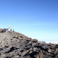 D - Group at Kilimanjaro peak